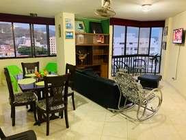 Alquiler apartamento rodadero, Santa Marta