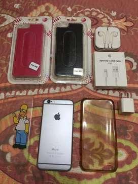 iPhone 6 Líquido 16gb