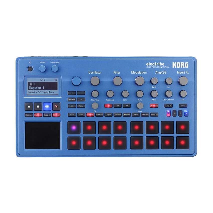 Estacion Korg 1265172 Produccion Musical Azul 0