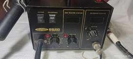 Estación de calor /celulares/ electrónica.