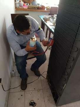 Tecnico de neveras lavadoras y aires acondicionados mantenimiento instalaciones y reparaciones