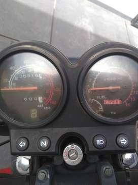 Se vende moto hasta en doce cuotas sin interés... Consulté