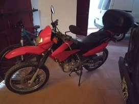 Moto honda XR 125L 2011