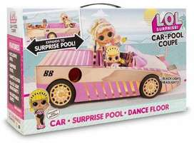 LOL CAR POOL COUPE