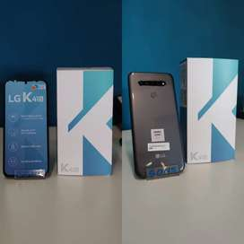Vendo celular k41 s nuevos con Garantía