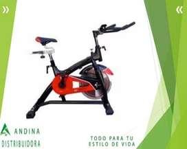 Bicicleta Estática Cadena Alto Trafico