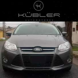 Vendo Ford Focus 2014 se plus.