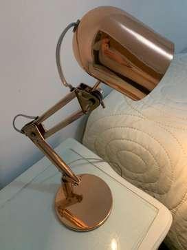 Velador LED Color cobre