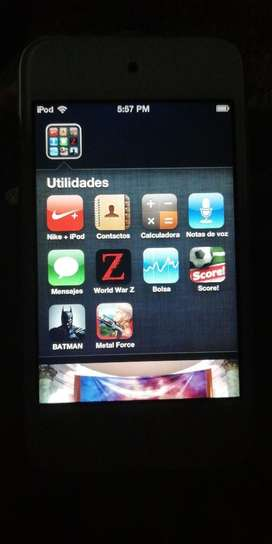 Vendo O Cambio iPod Touch Vintage 4g