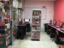 VENDO CAFE INTERNET ACREDITADO