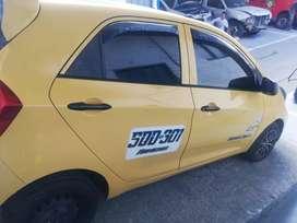 Se vende taxi, modelo 2017