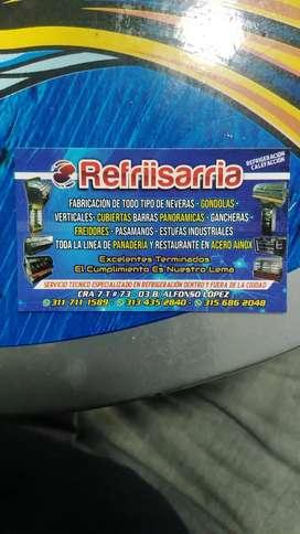 Refrisarria