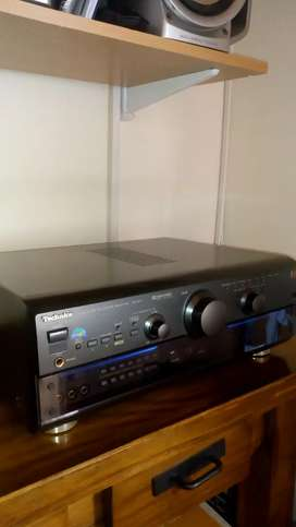 Vendo Sintoamplificador Receiver Technics
