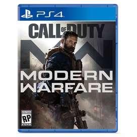 Call of duty modern warfare barato