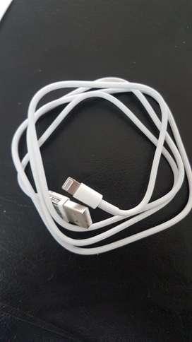Vendo Cable Original de Cargador iPhone