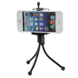 Trípode mini para celulares