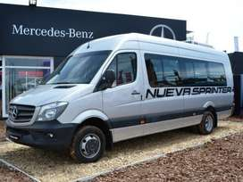 bus mercedes benz sprinter  custer bus minibus interprovincial scania marcopolo financiamiento sprinter