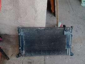 Vendo radiador wolvagen