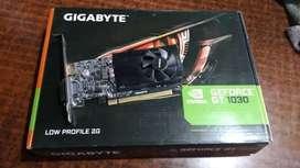 Vendo Nvidia gt1030 leer(error)