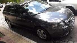 Vendo Audi A3 año 2006 automático con 89 mil km impecable