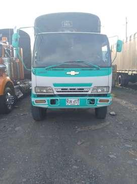 Vendo o permuto camión chevrolet fsr 2007