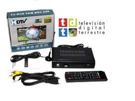 Decodificador Tdt Hdtv Wi-fi Youtube