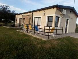 Se alquilan 2 bungalow en concepción del Uruguay