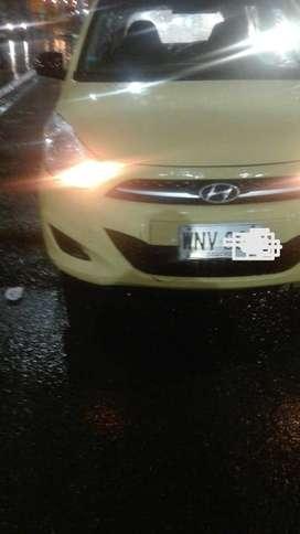 Taxi Hyundai de Soacha