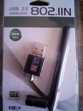 Placa wifi USB 2.0