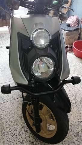VENDO BWS X 125 MODELO 2015