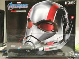 Casco tamaño real Ant Man Marvel Legends