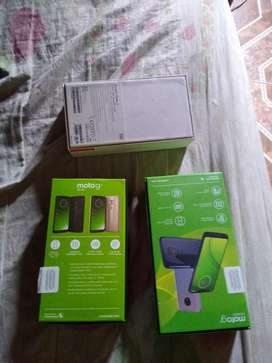Vendo cajas originales y nuevas de Motorolas