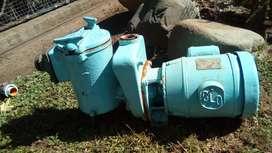 Electro bomba Pluvius-Pratt motor 1 HP