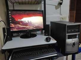 Vendo PC de escritorio negociable