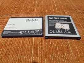 Baterias originales