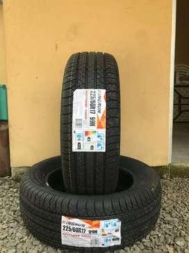 Llantas para auto 225/60 R17 K4000