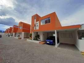 MARIANITAS, venta, casa, 95,52 m2, 3 habitaciones, 2.5 baños, estudio, balcón, patio, bodega, 1 parqueadero
