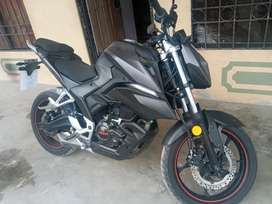 Moto loncin 250 cr5