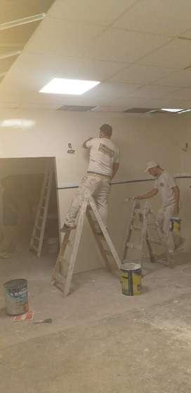 Pintores de oficinas casas