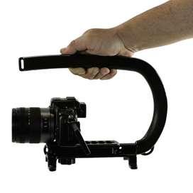 Grip Scorpion Estabilizador de mano Para Camara filmadora DSLR Gopro