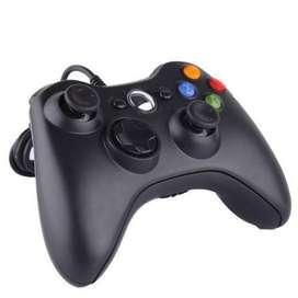 Control Para Xbox 360 Y Pc Alambrico  Envio Gratis