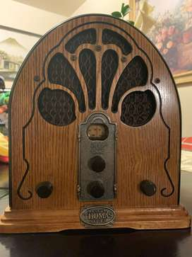 Radio Vintage museum Thomas Series 1932