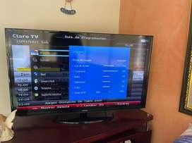 """Vendo TV smart samnsung led 55"""""""