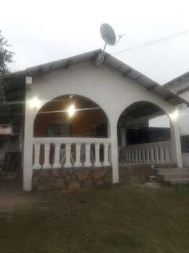 CASA PEQUEÑA PARA VACACIONES EN AYANGUE