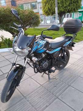 Moto discover 100