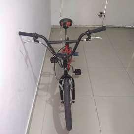 Bicicleta para saltar
