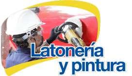 PINTOR LATONERO BUGA