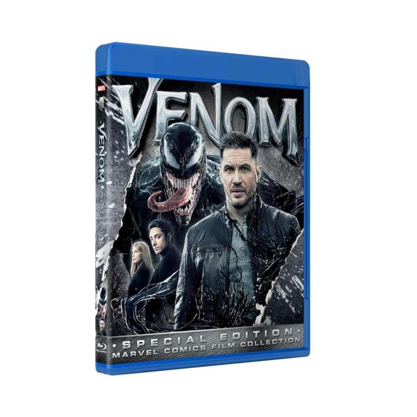 Venom - Bluray Latino/ingles Subt Español 0