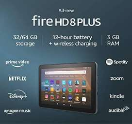 Tablet Amazon Fire Hd Plus 8 Pulgadas 32gb