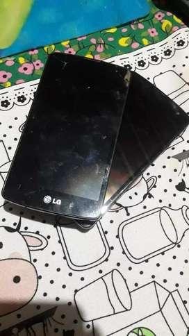 Vendo teléfonos LG f60 para repuesto